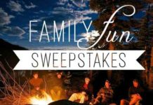 Napier Outdoors Family Fun Sweepstakes
