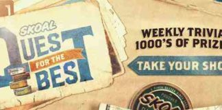 Skoal Quest for the Best Instant Win Game