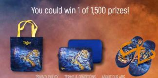 Tiger Scratch the Record Instant Win Game