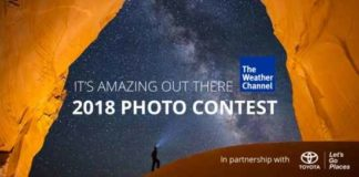 It's Amazing Out There 2018 Photo Contest