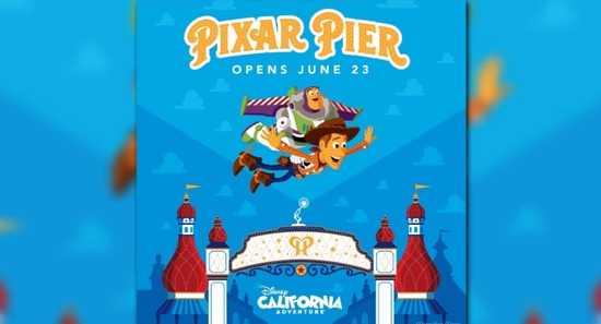 ABC 10 Disneyland Resort Pixar Pier Sweepstakes