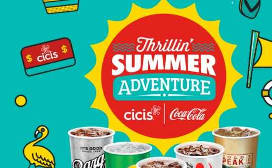 Thrillin' Summer Adventure Instant Win Game and Sweepstakes
