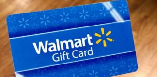 Walmart What Would You Rather Do with $119 Sweepstakes