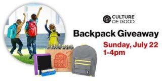 Verizon Wireless Backpack Giveaway 2018
