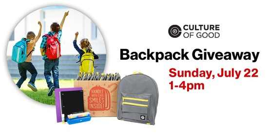 Verizon Wireless Backpack Giveaway 2018