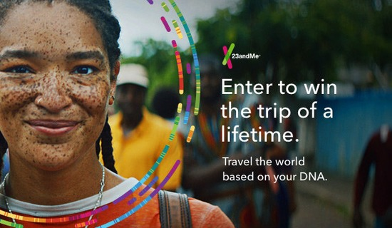 iHeartRadio 23andMe Golden 23 Sweepstakes (iheartradio com