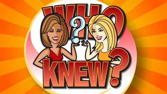 KLG and Hoda Who Knew Sweepstakes (klgandhoda.com)