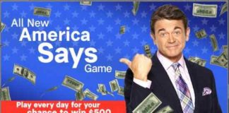 GSN America Says Sweepstakes