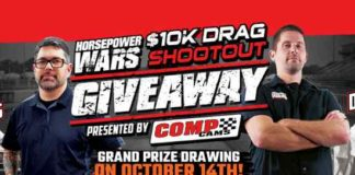 Horsepower Wars 10K Drag Shootout Giveaway