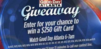Fox 5 Good Day Giveaway