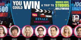 series finale giveaway big bang