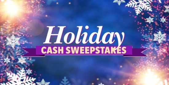 ABC The View Holiday Cash Sweepstakes