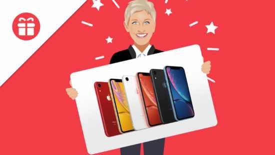 Ellen Apple iphone