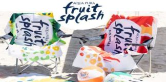 Fruit Splash Contest