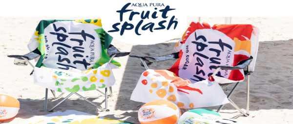 Fruit Splash Contest