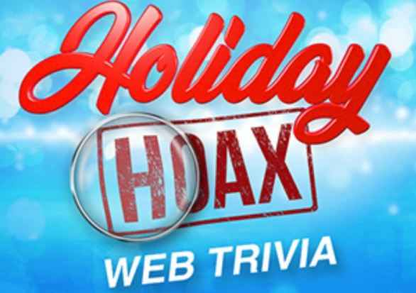 Kelly and Ryan Holiday Hoax Trivia Web Edition Contest