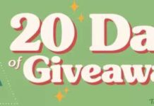 Moosejaw 20 Days of Giveaways