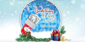 Quacker Factory Stocking Stuffer Giveaway