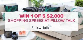 Today Show Pillow Talk Competition