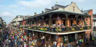 Travel Channel New Orleans Vacation Sweepstakes