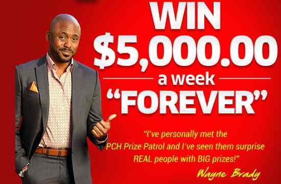 pch 5000 week