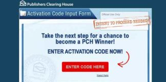 Pch Winner Notification