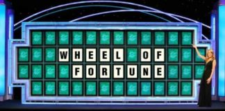 puzzle answer wheel of fortune