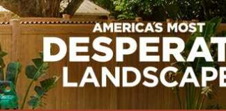 diy network landscape