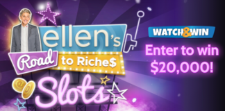 ellen road to riches