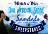 uptv our wedding story watch win