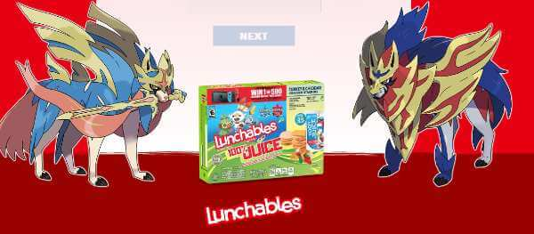 lunchables contest